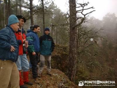Torcas y Lagunas de Cuenca; material trekking; paseos por madrid